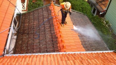 Photo of Getting Your Roof Cleaned – Some Important Tips