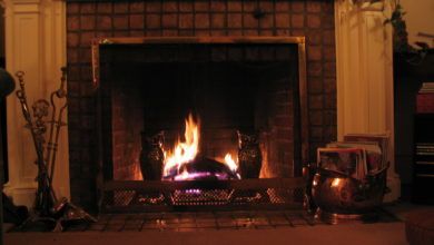 Photo of YOUR GUDIE TO SHIFTING FROM A WOODEN FIREPLACE TO A GAS FIREPLACE